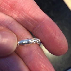 Jewelry - 925 silver chain, popcorn style, Italian silver